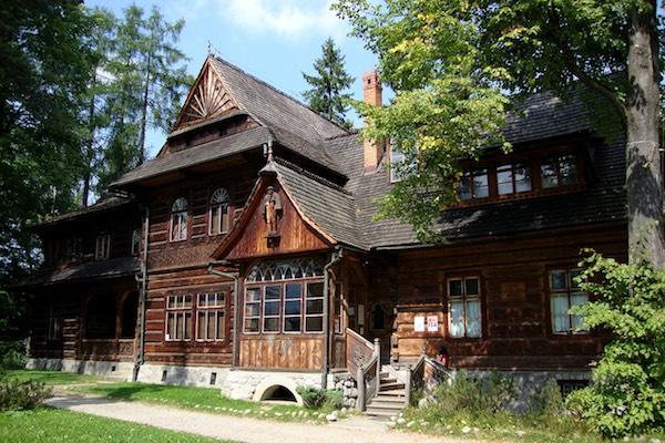 Szymanowski's museum